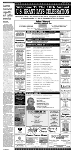 Image 11 Of The Ledger Independent April 27 2012 Kentucky Digital