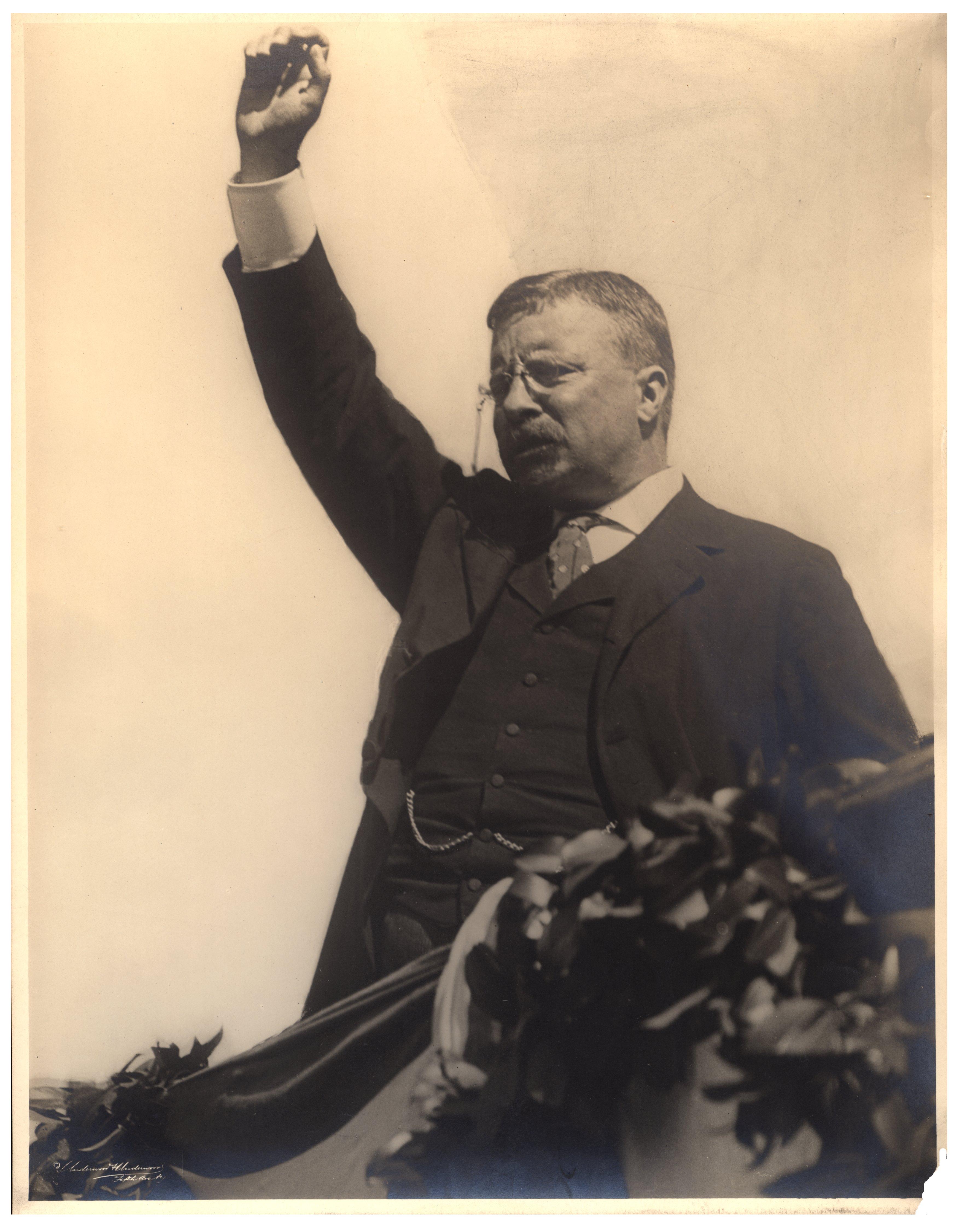 fdr giving a speech - photo #4