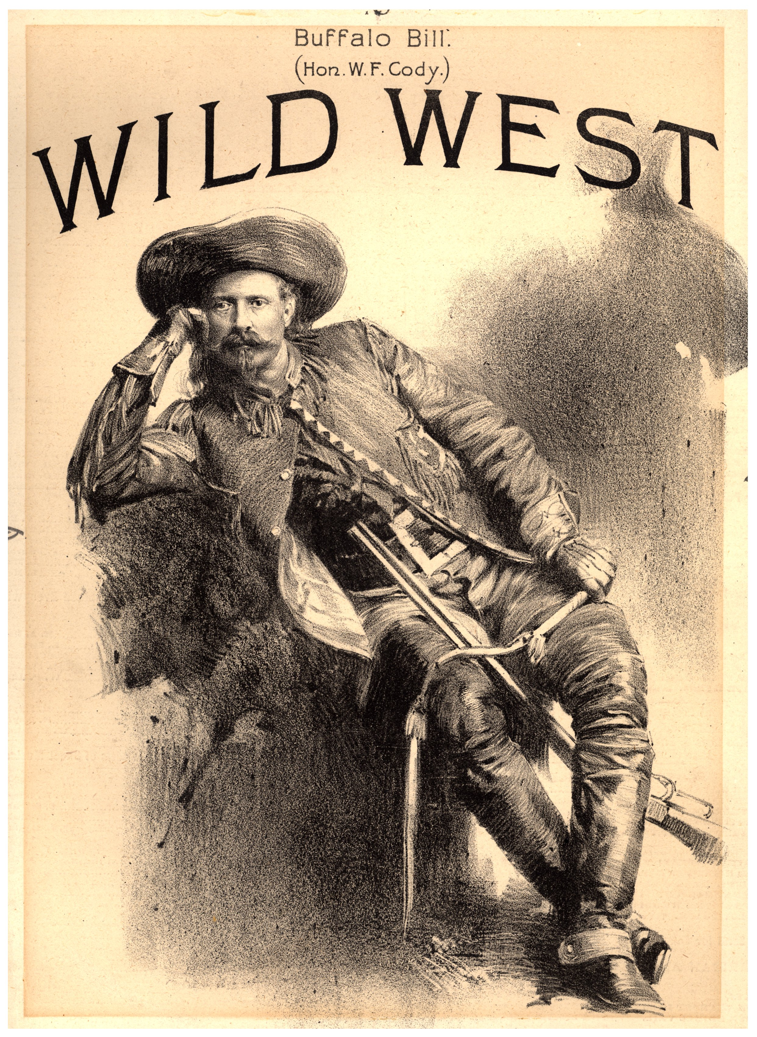 buffalo bill Hunting and killing over 4,000 buffalo earned buffalo bill cody his nickname, and his status as an old west legend was cemented with his traveling wild west show born near leclaire in scott.