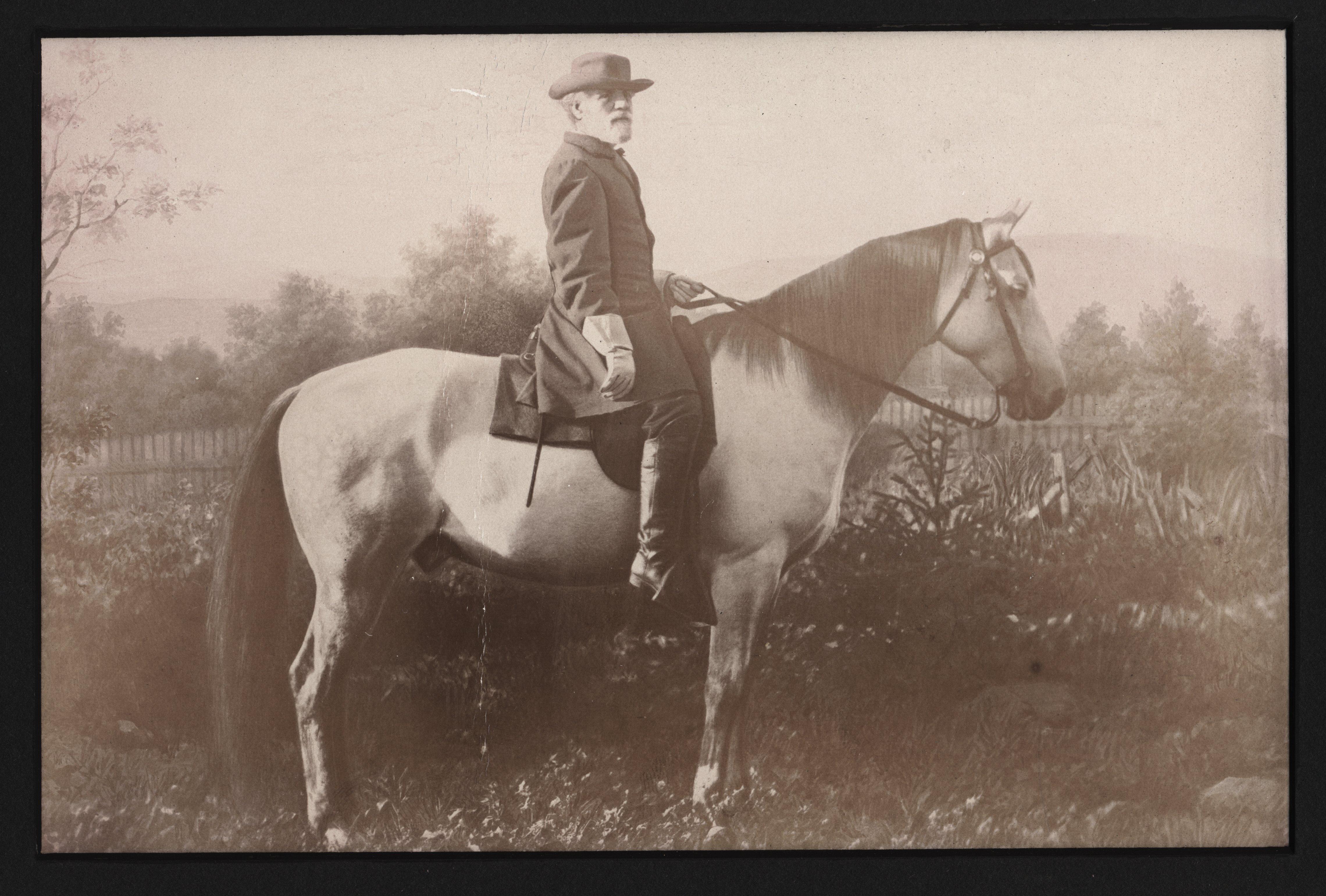 Robert E Lee S Horse Traveler