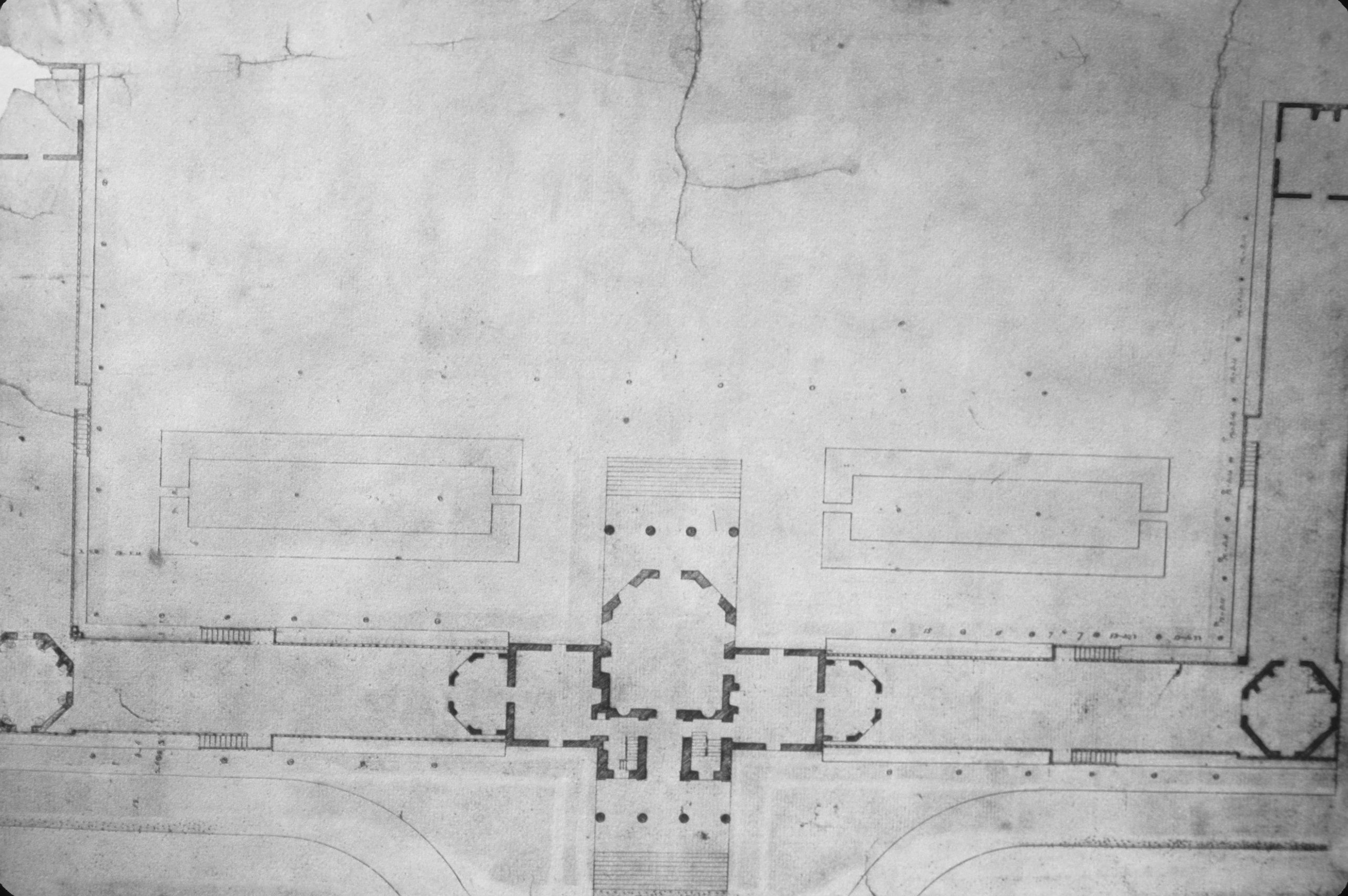 Thomas Jefferson Monticello House Plans Arts
