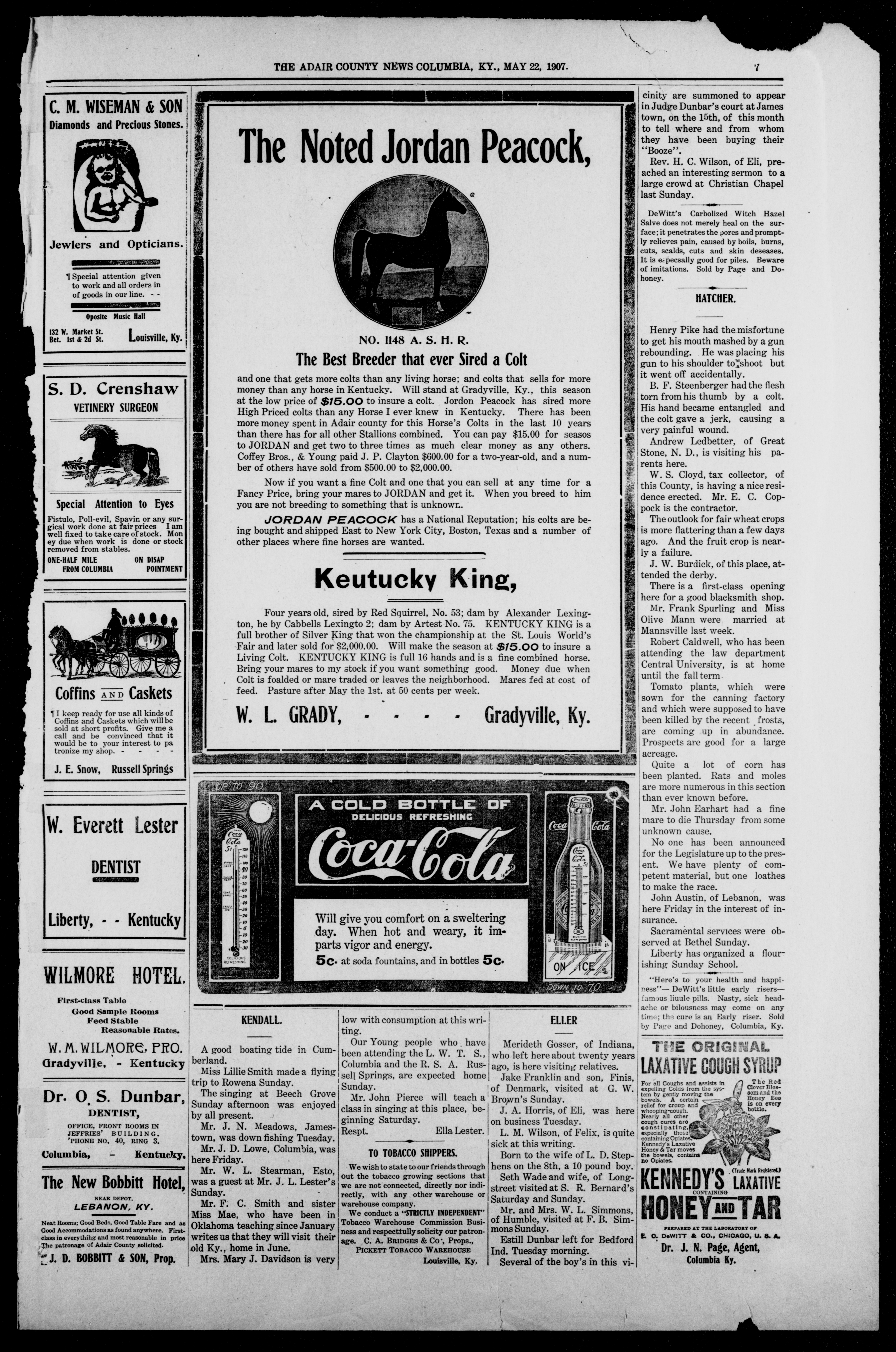 kentucky vs king law brief Commonwealth of kentucky, petitioner v hollis deshaun king supreme court of kentucky brief for the court findings of fact and conclusions of law from.