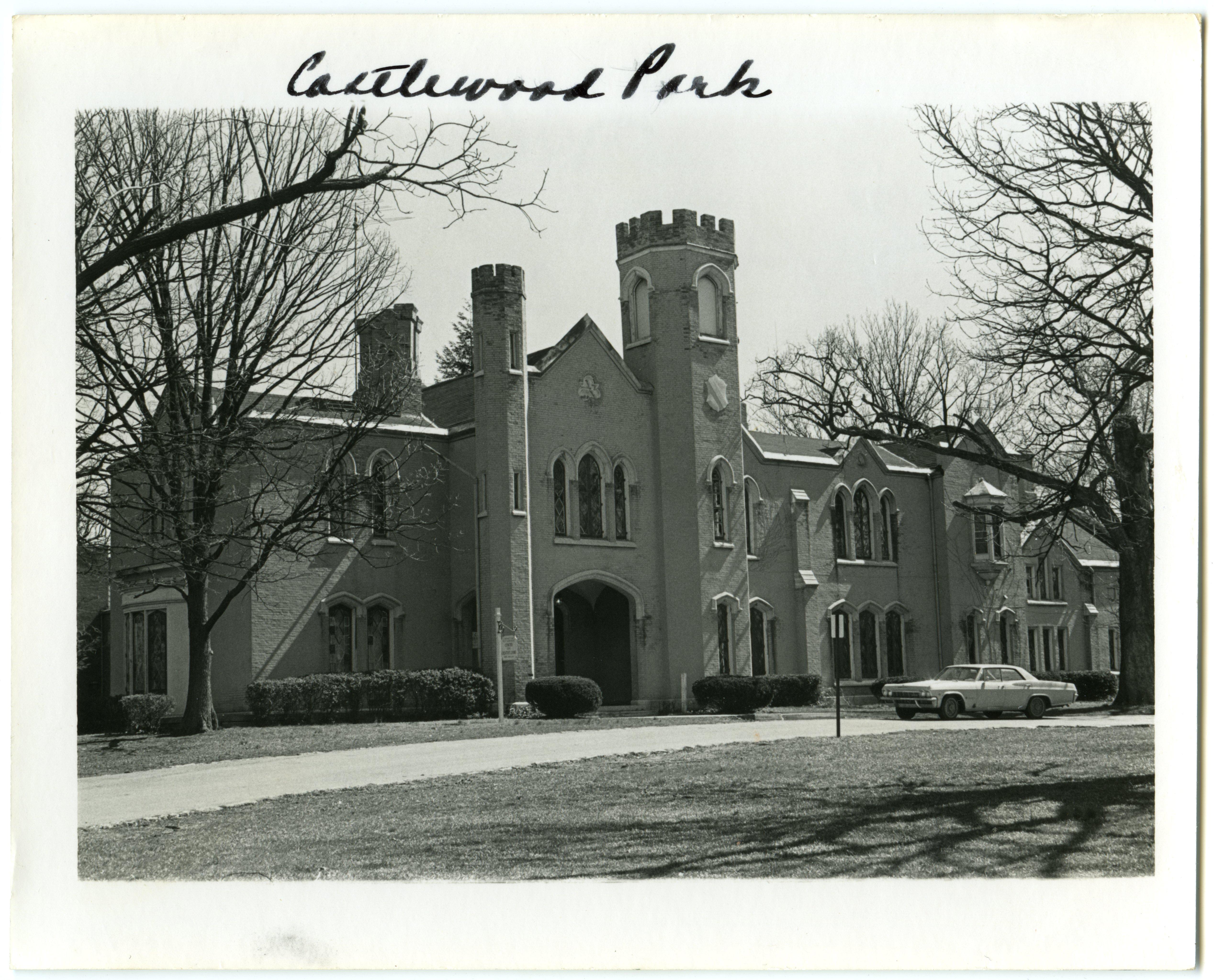 Loudoun House Castlewood Park Built In 1850 From Plans