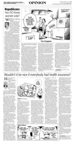 Study Raises Doubts On Mammograms Arkansasonline Com >> Image 9 Of The Advocate Messenger March 8 2012 Kentucky