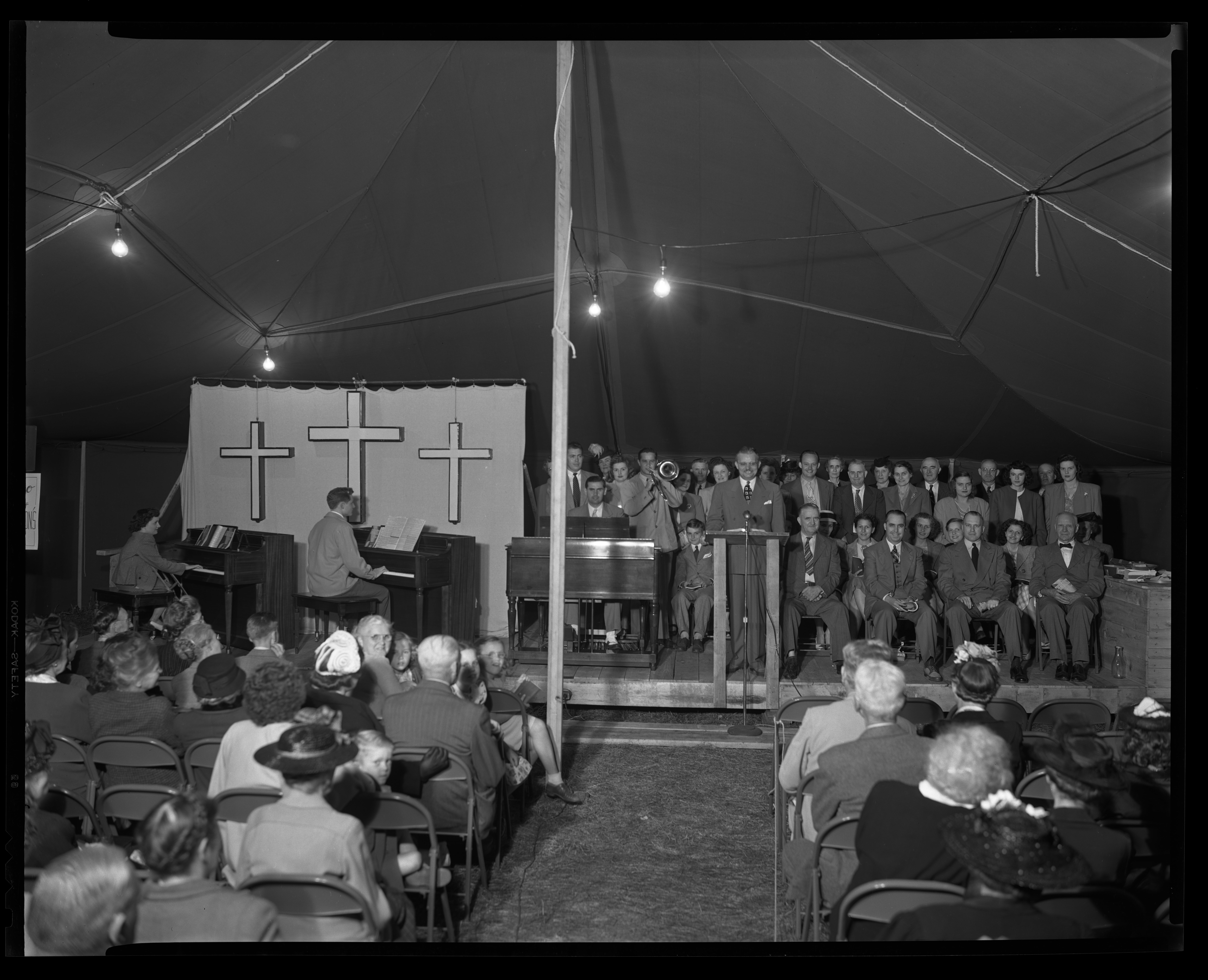 Results navigation. «  sc 1 st  Kentucky Digital Library & Baptist Bible Review; tent revival with J. Jack Paskell ...
